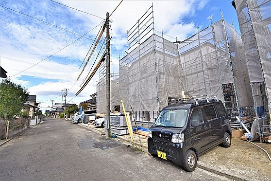 新築一戸建て-仙台市泉区松森字明神 外観