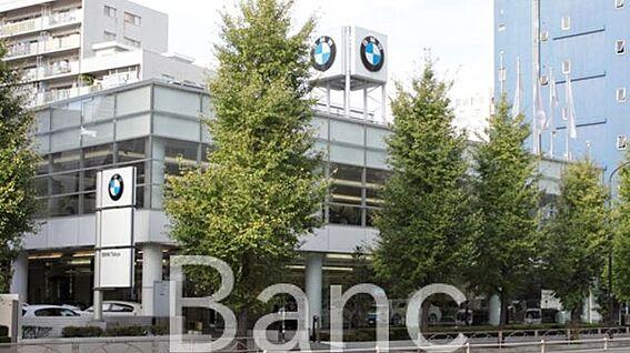 中古マンション-港区高輪2丁目 BMW Tokyo BMW高輪 徒歩6分。 470m