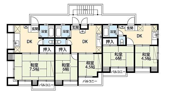 アパート-大田区南馬込6丁目 間取り