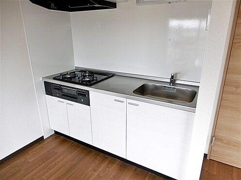 マンション(建物全部)-松戸市松飛台 3口コンロでお料理効率UP