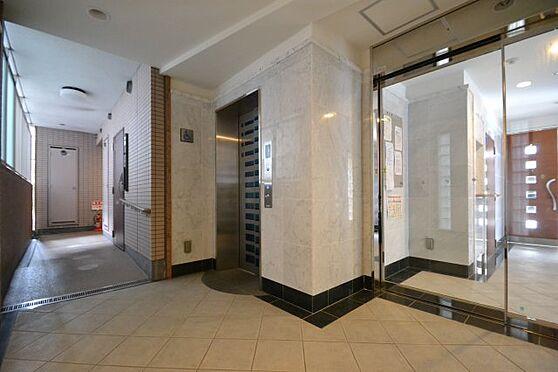 マンション(建物一部)-神戸市中央区熊内町7丁目 清潔に保たれている共用部