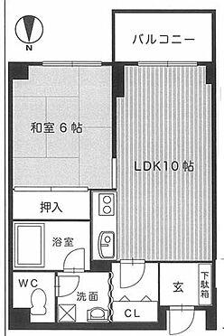 マンション(建物一部)-世田谷区経堂1丁目 間取り