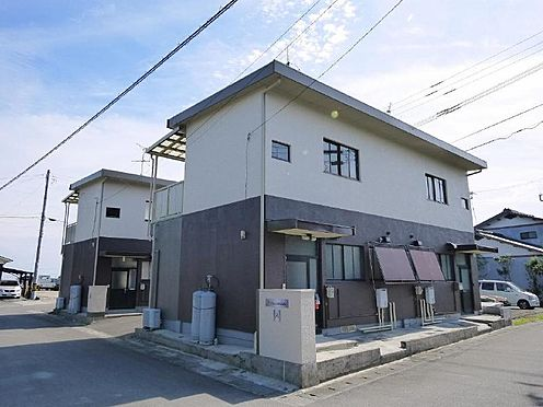 アパート-佐賀市久保田町大字徳万 外観