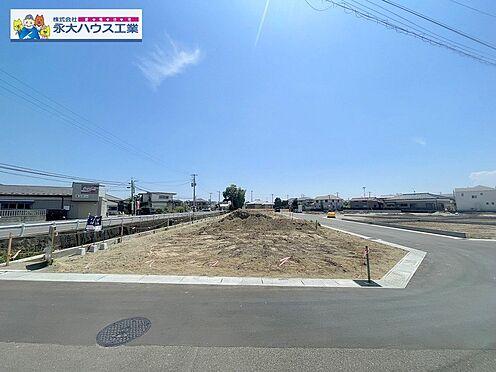 戸建賃貸-多賀城市新田字南関合 外観