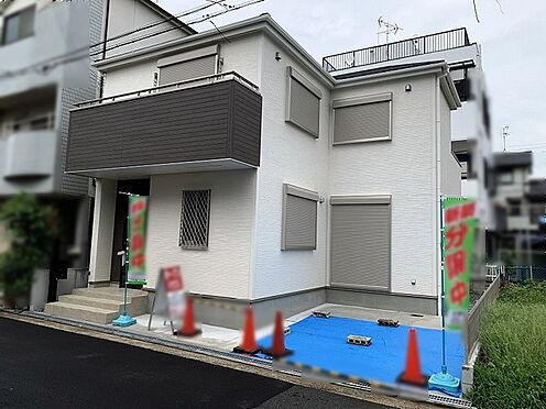 新築一戸建て-堺市堺区山本町5丁 外観