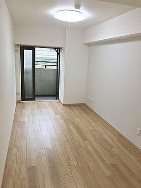 中古マンション-大阪市西区阿波座2丁目 居間