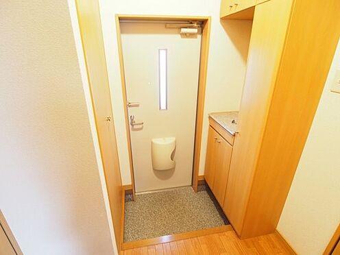 アパート-直方市大字感田 103号室玄関