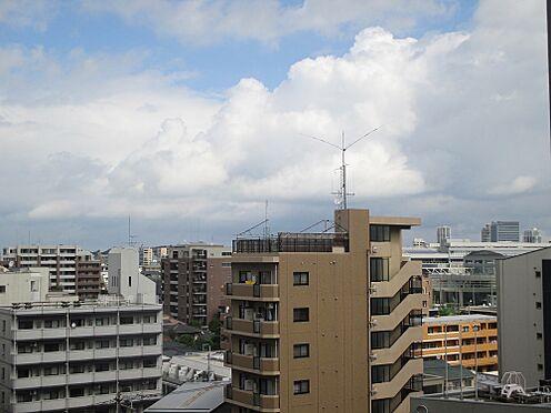 区分マンション-福岡市中央区草香江2丁目 8階からの眺望