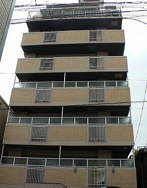 マンション(建物一部)-大阪市生野区勝山南4丁目 スッキリとした外観です