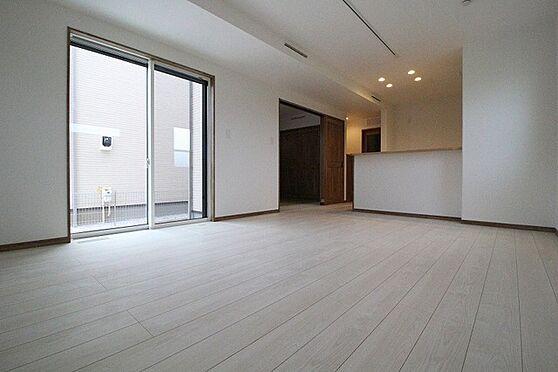 新築一戸建て-練馬区西大泉2丁目 居間