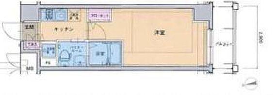 マンション(建物一部)-江東区北砂4丁目 間取り