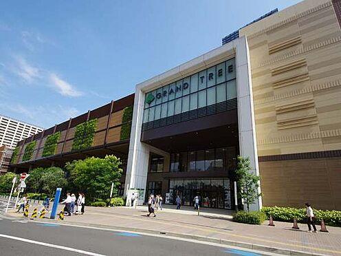 アパート-川崎市中原区木月住吉町 グランツリー武蔵小杉まで1349m、スーパー「イトーヨーカドー」からファッション、グルメ、雑貨、書籍などなど、160もの楽しいショップが揃っています。