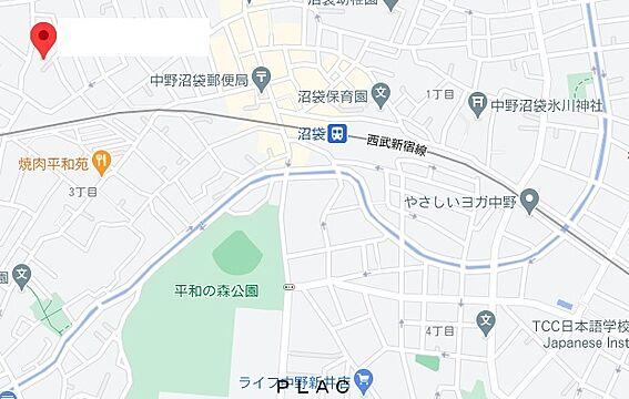 アパート-中野区沼袋4丁目 その他