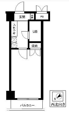 マンション(建物一部)-八王子市上野町 間取り