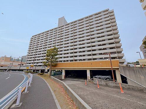 中古マンション-品川区八潮5丁目 駐車場エントランス
