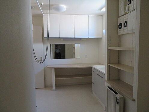 アパート-札幌市清田区平岡四条3丁目 2階元オーナー住居 ユーティリティ
