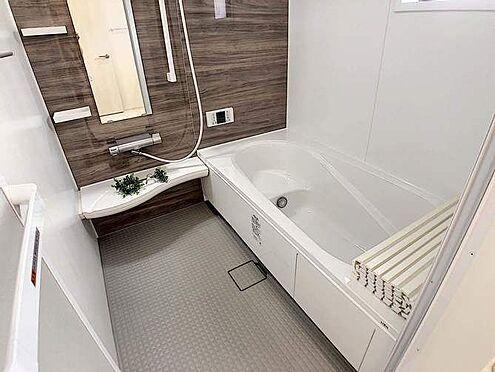 戸建賃貸-名古屋市千種区香流橋1丁目 一日の疲れを癒す浴室。