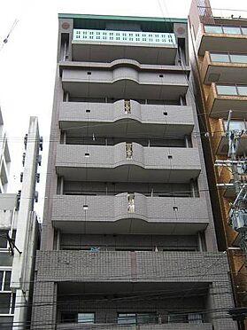 マンション(建物一部)-京都市上京区西船橋町 タイル張りのシックな外観