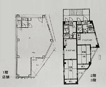 ビル(建物全部)-川崎市宮前区平 間取り