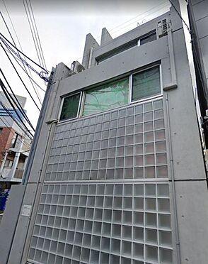 収益ビル-渋谷区代々木1丁目 外観