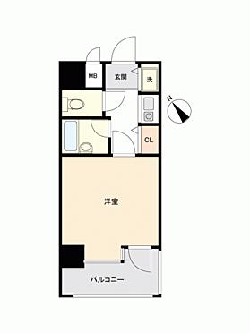 マンション(建物一部)-福岡市南区高宮3丁目 間取り