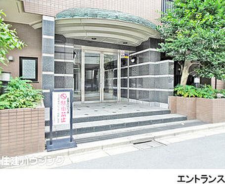 マンション(建物一部)-文京区小石川3丁目 玄関