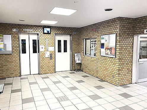 マンション(建物一部)-京都市上京区一色町 防犯モニター付きエレベーター