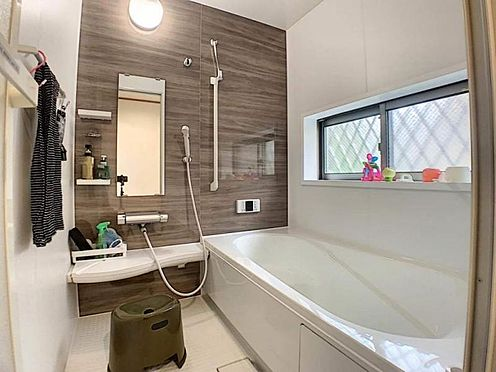 中古一戸建て-名古屋市守山区百合が丘 浴室乾燥機付きの浴室