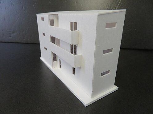 アパート-名古屋市南区大同町2丁目 外観模型