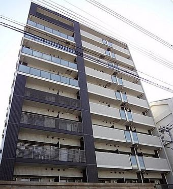 マンション(建物一部)-大阪市港区南市岡3丁目 お洒落な外観です