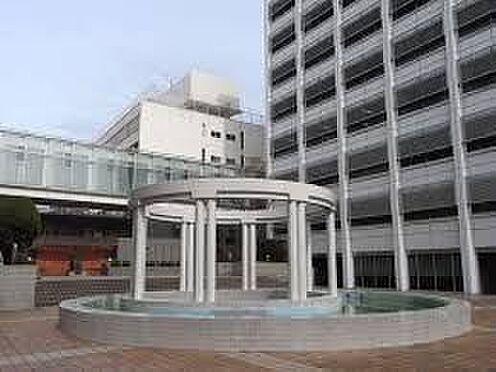 中古マンション-新宿区弁天町 私立東京女子医科大学 徒歩14分。 1050m
