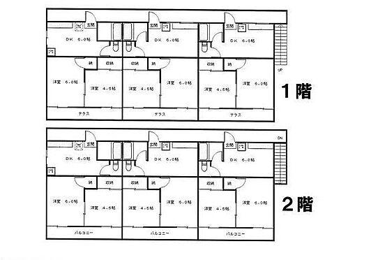アパート-富士見市東みずほ台3丁目 間取り