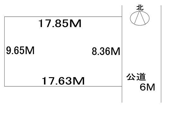 土地-大阪市西成区天下茶屋3丁目 外観
