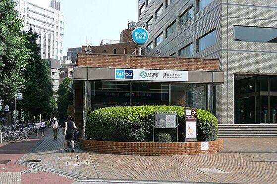 ビル(建物全部)-文京区湯島2丁目 東京メトロ千代田線「新御茶ノ水」駅