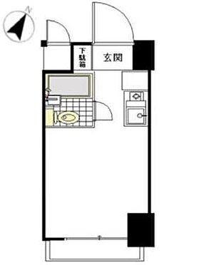区分マンション-横浜市西区中央1丁目 間取り