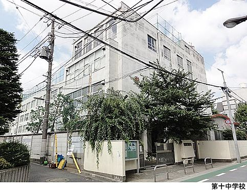 マンション(建物一部)-文京区白山5丁目 第十中学校