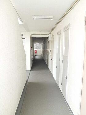 マンション(建物一部)-大田区東蒲田1丁目 共用廊下の様子です