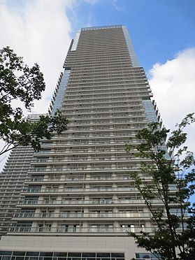 中古マンション-中央区晴海2丁目 49階建、免震構造採用のタワーマンション