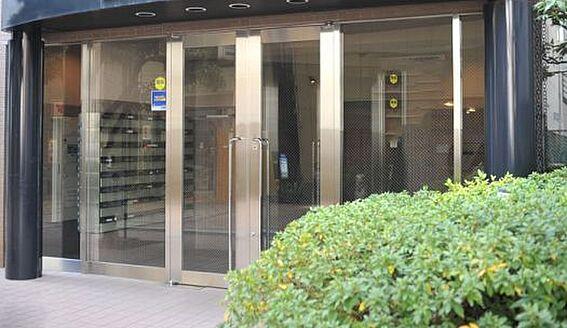 マンション(建物一部)-神戸市中央区八雲通1丁目 綺麗なエントランス