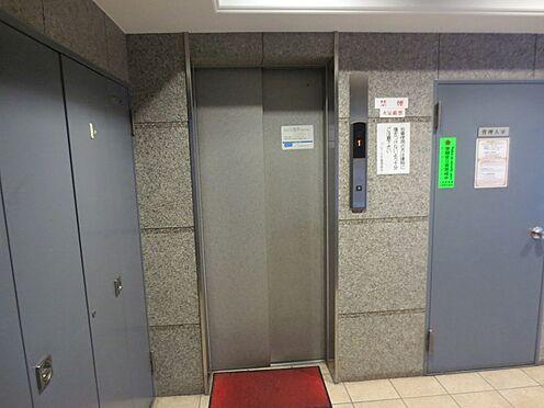 中古マンション-港区芝4丁目 1Fエレベーターホール