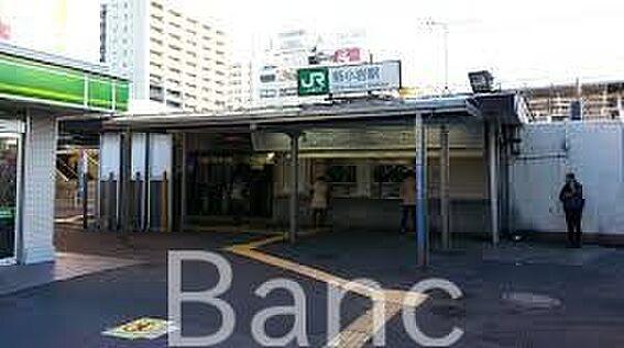 中古マンション-葛飾区東新小岩3丁目 新小岩駅(JR 総武本線) 徒歩9分。 660m