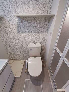 アパート-葛飾区東堀切1丁目 トイレ