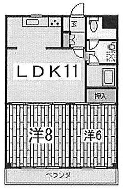 マンション(建物一部)-横浜市磯子区洋光台5丁目 間取り