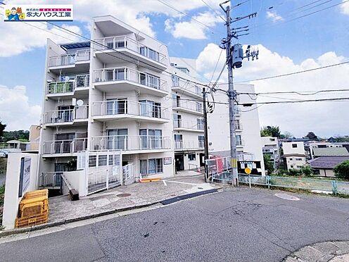 区分マンション-仙台市青葉区小松島3丁目 外観