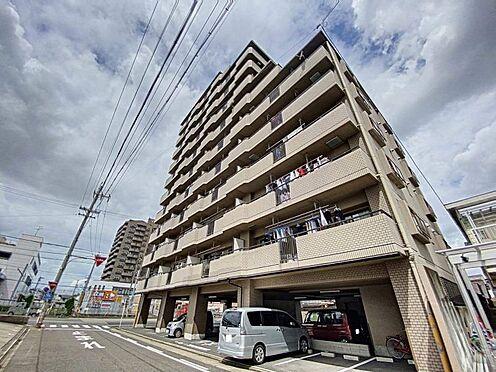 中古マンション-名古屋市中川区愛知町 黄金ICがお車約5分、近鉄黄金駅から名古屋駅まで乗車5分と交通アクセスにも優れた立地。