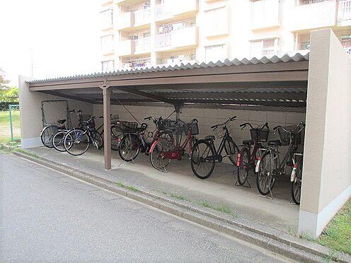 マンション(建物一部)-神戸市須磨区友が丘1丁目 屋根付きの駐輪場あり
