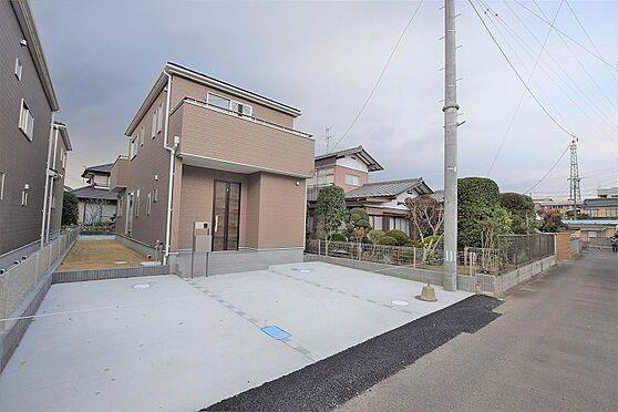 新築一戸建て-仙台市青葉区落合5丁目 外観