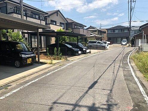 中古一戸建て-岡崎市上地2丁目 一戸建ての多いエリア、落ち着いた雰囲気です。