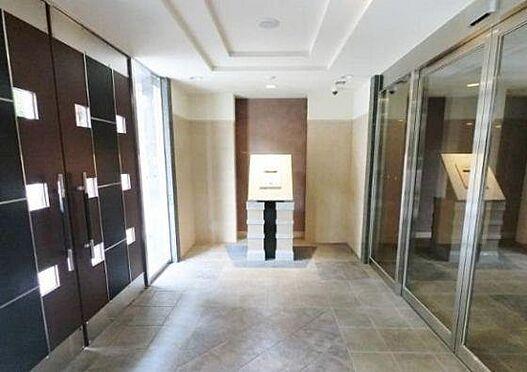 マンション(建物一部)-大阪市淀川区東三国5丁目 玄関口は防犯に配慮