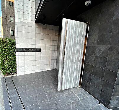 中古マンション-港区白金3丁目 エントランス写真